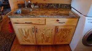 Pine Bathroom Furniture Pine Bathroom Vanity Knotty Cabinets Onsingularity