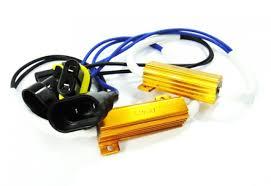 load resistors for led lights 2x 9005 hb3 9145 h10 led drl daytime running light no error load