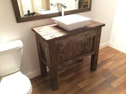 Rustic Farmhouse Bathroom - ryobi nation