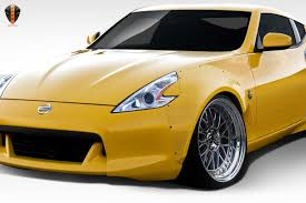 nissan 370z malaysia price 09 13 fits nissan 370z circuit duraflex 75mm front fender flares