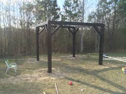 Gazebo Fire Pit Ideas by Ana White Fire Pit Swings Diy Projects