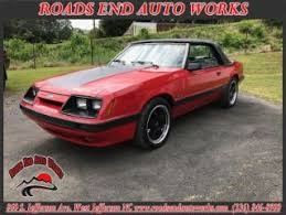 mustang gt 1986 1986 ford mustang for sale in