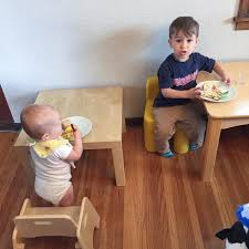 The Montessori Child At Home When Practical Life Is by Benefits Of The Montessori Weaning Table