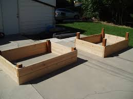 building a planter box for vegetables insured by laura