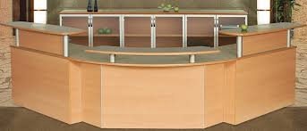 Large Reception Desk Custom Office Desks Home Design