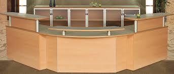 Two Person Reception Desk Custom Office Desks Home Design