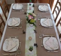 deco table rose et gris fête des pères en marron blanc et rose tables et déco d u0027estelle