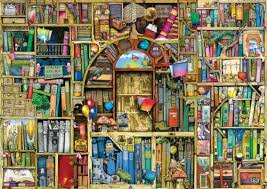 ravensburger the bookshop no 2 1000 jigsaw puzzles