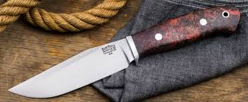 Bark River Kitchen Knives Bark River Knives Matterhorn