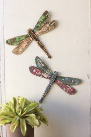 decoration dragonfly wall art home decor ideas