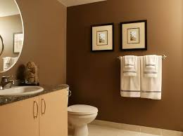 painting ideas for bathroom walls photo 01 bathroom with a bold accent wall color downloader