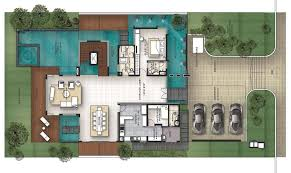villa plan prestige golfshire golf villas nandi road bangalore