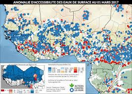 The Sahel Map Lean Season Update April 2017