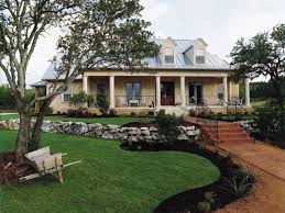 custom country house plans dublin hill rustic country home home has a custom feel from