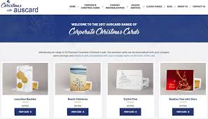 personalised u0026 charity christmas cards corporate christmas cards