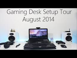 25 Best Ideas About Gaming Setup On Pinterest Pc Gaming by Interesting Laptop Desk Setup The 25 Best Ideas About Desk Setup