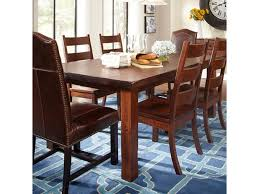 Solid Oak Dining Table Daniel U0027s Amish Westchester Solid Wood Dining Table Belfort