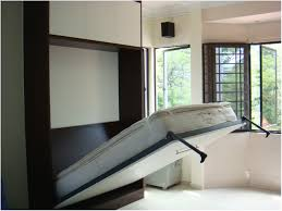 Murphy Bed Shelves Bedroom Modern Compact Shelves Storages For Murphy Bed Tips