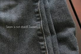 how to dye a faded pair of jeans momadvice
