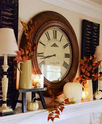 living room fall crafts for mantel decorating ideas fall crafts