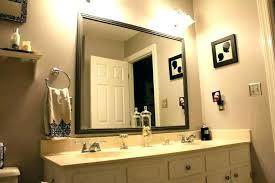 unusual bathroom mirrors large wall mirror bathroom beautiful framed mirrors for and wood