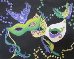 madi gras masks mardi gras masks at paint until you faint
