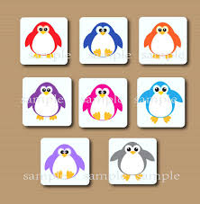 sesame street party favors penguin party crafts favors sofia the full image for arcade party favors set of 8 penguin mug cup coasters wood mdf coaster