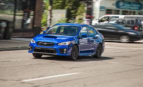 subaru custom cars 2018 subaru wrx in depth model review car and driver