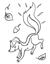 free nature coloring pages 6