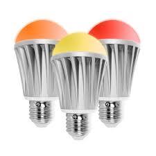 flux bluetooth smart led light bulb u2013 flux smart lighting