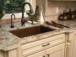 Hammered Copper Sink Reviews by Copper Sink Pros And Cons Fair Copper Kitchen Sinks Reviews Home
