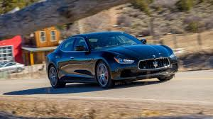 maserati sports car 2016 bbc autos maserati ghibli s q4 slides onto us buyers u0027 radar