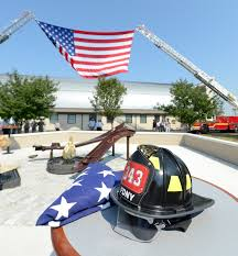 911 Flag Photo Dover Afb Firefighters Unveil 9 11 Memorial U003e U S Air Force