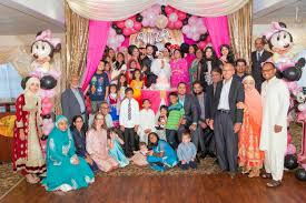 1st birthday party ideas for the grand entrance of aiza s birthday party toronto