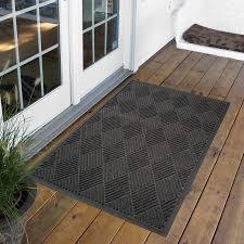 bungalow flooring water guard cordova indoor outdoor door mat