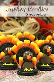 turkey cookies for thanksgiving adorable turkey cookies shesaved