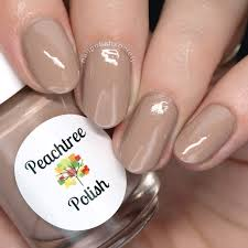 nail polish society peachtree polish georgia autumn collection