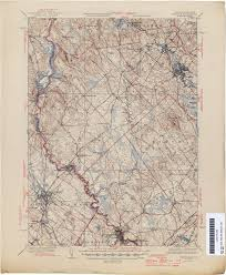 Maine Maps Maine Historical Topographic Maps Perry Castañeda Map Collection
