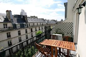 paris appartments saint denis rivoli le marais paris apartments terrace 1 bedroom