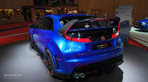 Honda Civic Si Two Door Next Honda Civic Type R Coming To The Us In 2016 Autoevolution