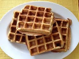 sweet potato waffles toddler tummies