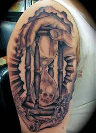 hand on shoulder tattoo 29 latest hourglass tattoo images designs and pictures