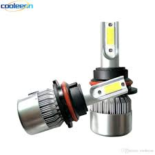 cooleeon hl c9 led car bulb 8000lm 72w headl h4 hi lo beam