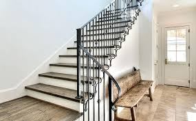 Cost Of New Banister Iron Railing Cost Exterior Railings 14 Outdoor Wrought Iron