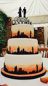wedding cake nyc new york themed wedding cake sunday baking