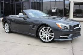 mercedes sl class 2014 used 2014 mercedes sl class for sale petersburg fl