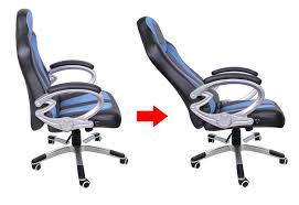 Desk Gaming Chair by Popamazing High Back Racing Game Sport Chair Adjustable Desk Chair