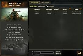 special force online clan system guide playpark special force