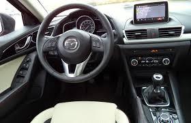 Mazda 3 Interior 2015 Car Review 2015 Mazda3 Sport Gt 6mt Driving