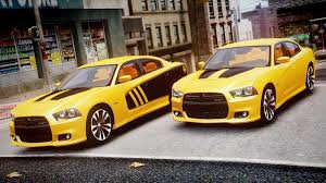 2012 dodge charger srt8 bee gta gaming archive